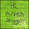 The Versatile Blogger Award Icon
