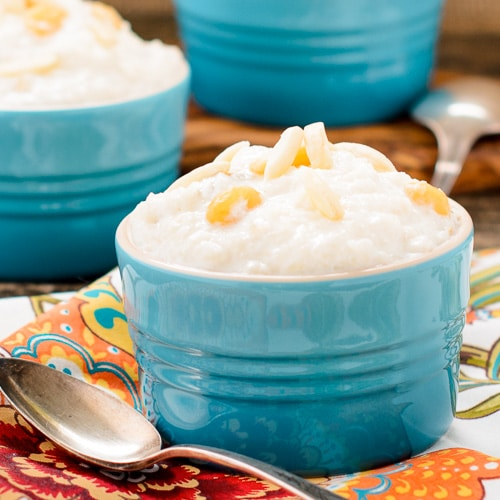 Slow-Cooker Kheer (Indian Rice Pudding) for #SundaySupper