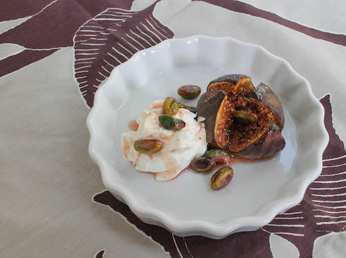 Sticky Cinnamon Figs – Guest Post by Food Lust People Love