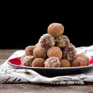 Madeira Chocolate Truffles