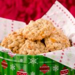 Amaretto Apricot Oatmeal Cookies by Magnolia Days