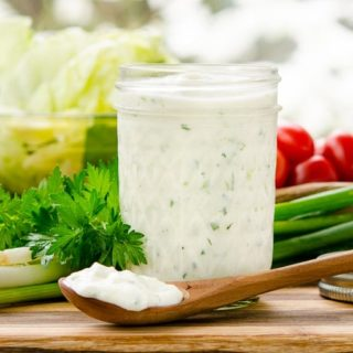 Southern Buttermilk Dressing