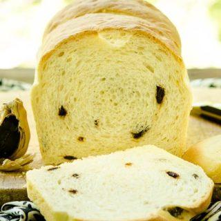 Black Garlic Parmesan Sourdough Bread for #BreadBakers