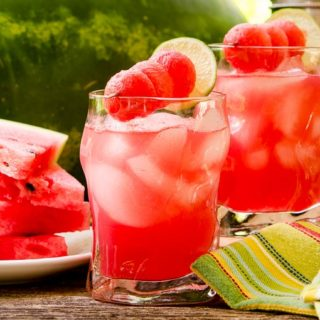 Watermelon Blast Cocktail